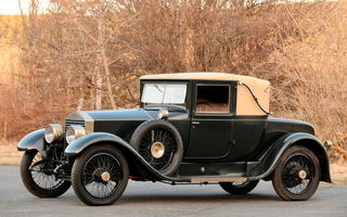 Обои Rolls-royce 020 2-door Landau Coupe By Locke '1925