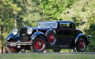 Картинка Stutz Model M Supercharged Lancefield Coupe '1929–30