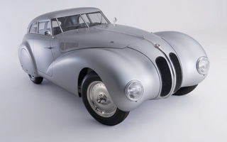 Картинка Bmw 328 Kamm Coupe '1940