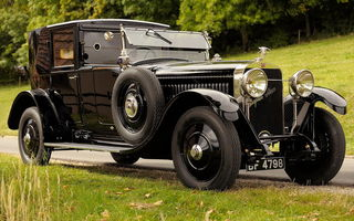 Картинка Hispano-suiza H006b Coupe Deville By Kellner '1924