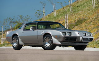 Обои Pontiac Firebird Trans Am ''010th Anniversary'' '1979