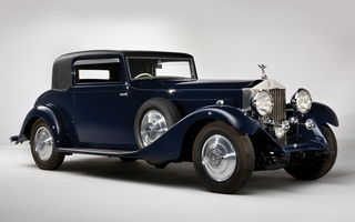 Обои Rolls-royce Phantom Continental Sport Coupe (ii) '1933