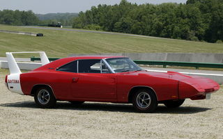 Обои Dodge Charger Daytona '1969