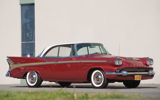 Обои Packard Hardtop Coupe '1958