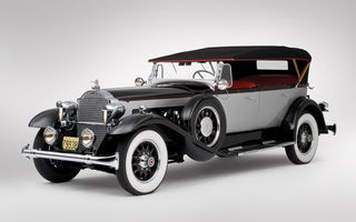 Обои Packard Deluxe Eight Phaeton (745) '1930