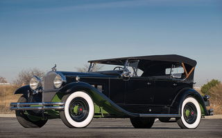 Обои Packard Deluxe Eight Phaeton (840) '1931