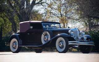 Обои Chrysler Cg Imperial Convertible Victoria By Waterhouse '1931
