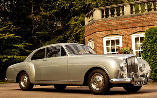 Картинка Bentley S001 Continental Sports Saloon By Mulliner '1956