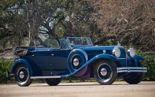 Обои Packard Deluxe Eight Sport Phaeton '1931