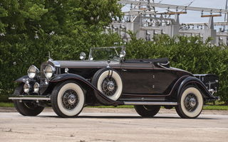 Картинка Cadillac V012 370-a Convertible Coupe '1931