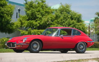 Обои Jaguar E-type V012 Coupe (series Iii) '1971–75
