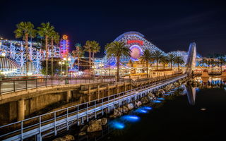 Обои United States, Anaheim, California