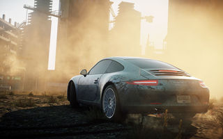 Картинка Need for Speed, porche, Most Wanted, Electronic Arts, тачка, машина