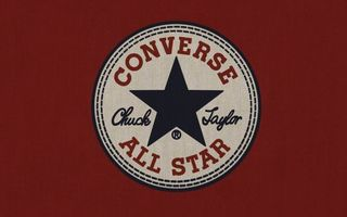 Картинка converse, shoes, company, minimalistic, sneakers, all star, brand, logos
