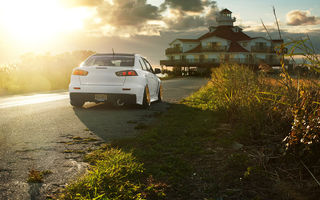 Обои Mitsubishi, Beautiful, Evolution, Обоя, Style, Automobile, JDM, Автомобиль, Митсубиши, Lancer, Эволюшен, white, Desktop, Лансер