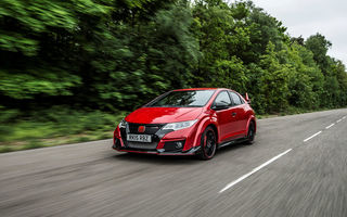 Обои 2015, Honda, цивик, Civic, хонда, Type R, UK-spec