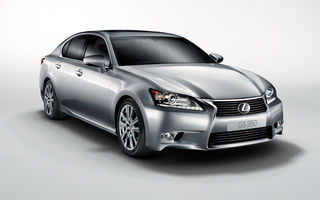 Обои 2012, CIS-spec, GS, Lexus, лексус