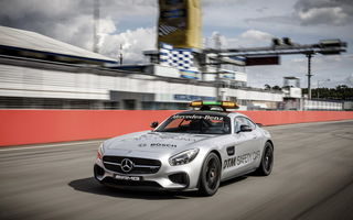 Картинка 2015, C190, AMG, GT S, мерседес, DTM, Safety Car, Mercedes
