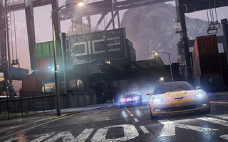 Картинка Need For Speed Most Wanted, арт, ford, гонка, chevrolet, трасса, машины