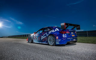 Картинка 2014, GT, акура, Race Car, Acura, TLX