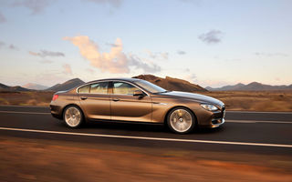 Картинка 2013 BMW 6-Series Gran Coupe, car, машина