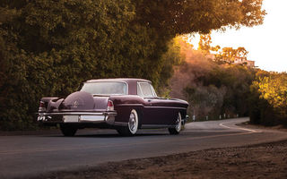 Обои lincoln, continental, mark ii