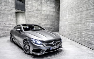 Картинка mercedes-benz, 2015, s-class, coupe