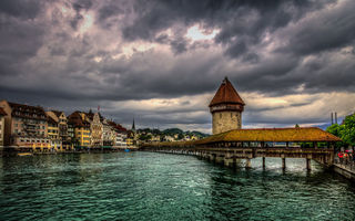 Картинка Luzern, Switzerland, город