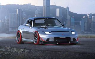 Обои Honda, Car, Rotor, S2-4R, S2000, by Khyzyl Saleem, Tuning, Sport, Future