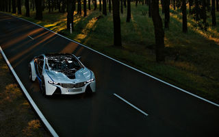 Обои BMW, vision, efficientdynamics