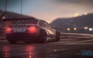 Картинка new era, Need for Speed 2015, nfs, this autumn, нфс, E46, BMW