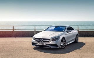 Обои 2015, Coupe, Mercedes-Benz, C217, AMG, мерседес, S-Class