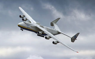 Обои 2010, September 29, Antonov An-225 Mriya, Kiev (UKKM)