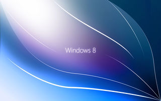 Картинка Windows 8, Thin Lines, RealityOne, ОС