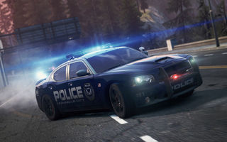 Обои Need for speed, NFS, Dodge, 2012, Charger, SRT8, Most wanted, police