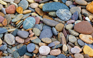 Обои colorful, stones, pebble