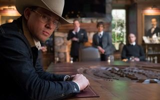 Картинка cinema, Channing Tatum, Kingsman: The Golden Circle, film, Kingsman, cowboy, movie, hat