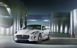 Картинка Jaguar, F-Type, R-Coupe
