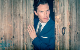 Обои Benedict Cumberbatch, The Hollywood Reporter, фотосессия