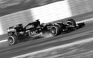 Картинка F1, Formula 1, Mercedes-Benz, E23, V6, Lotus, Romain Grosjean, F1