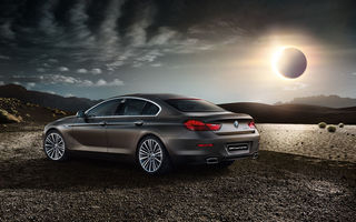 Обои 2015, 6 series, бмв, gran coupe, F06, BMW