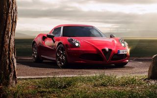 Картинка 2015, AU-spec, 960, Launch Edition, Alfa Romeo, альфа ромео, 4C