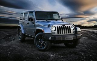 Картинка 2015, Wrangler, вранглер, джип, Unlimited, Jeep, Black Edition II, JK