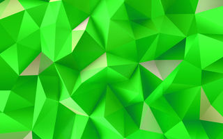 Картинка LG, Green, Triangles, G4, Abstraction