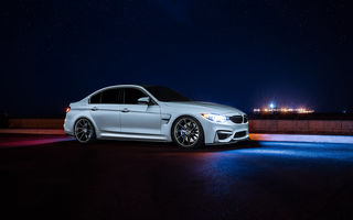 Обои BMW, Dark, Front, F80, Vibe, Garde, Avant, Motors, Wheels, M3