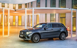 Обои 2015, Mercedes-Benz, X205, GLC 350, мерседес, 4MATIC