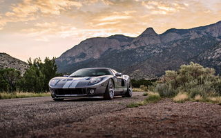 Картинка ford gt, lunchbox photoworks, supercar