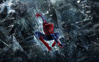 Обои кино, Spider Man, movie, фильм, superhero, фильмы