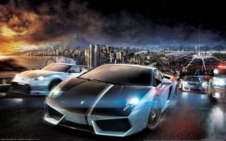 Картинка game, игра, компьютерные игры, видео игры, Need for Speed: World, pc games