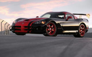 Картинка Dodge, Черный, Edition, SRT10, 1-33, ACR, Viper